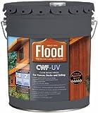 Flood 5 Gallon Redwood CWF-UV Wood finish - FLD421-05 5G