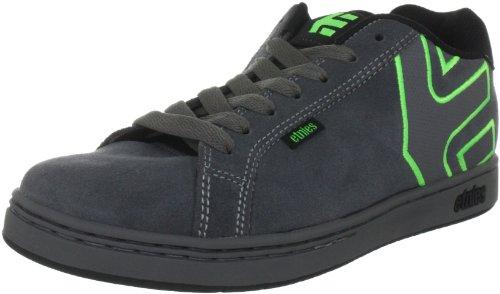 Etnies - Sneaker FADER, Uomo, Grigio (GREY/GREEN 375)), 42.5
