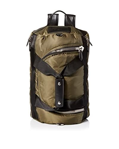 Givenchy Men's Nylon Backpack, Khaki