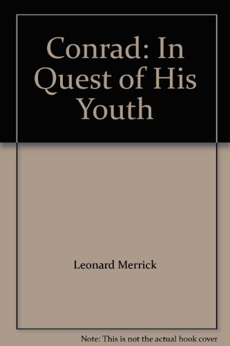 Conrad: In Quest of His Youth (Conrad In Quest Of His Youth compare prices)