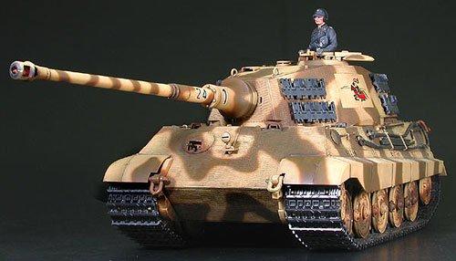 Tamiya 1/16 RC German Heavy Tank VI Tiger