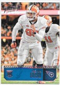 Kevin Dodd 2016 Prestige Tennessee Titans Rookie Card #284