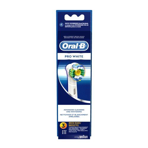 Oral-B - Pro White Replacement Brush Heads