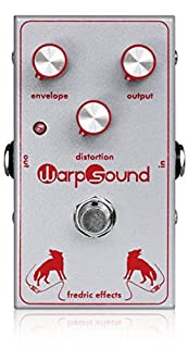 Fredric Effects Warp Sound �ե�ɥ�å����ե����� ��ץ������ ����������