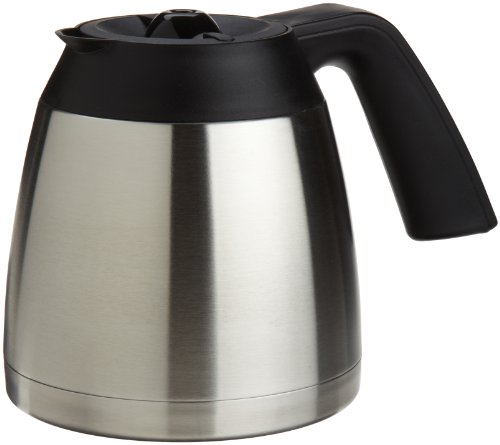 Capresso 10-Cup Stainless Steel Thermal Carafe