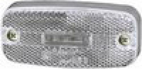 Hella jeu de feux de position latéraux dimensions 110.8 mm, culture, 2ps 345600-157