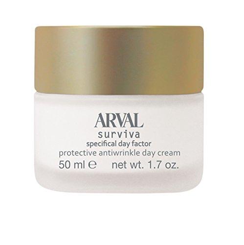 Arval Surviva Crema Giorno Protettiva Antirughe - Vasetto 50 ml