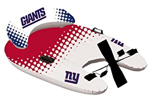 New York Giants Paddle Boat by Fans With Pride