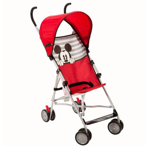 Cosco Disney Mickey Mouse Umbrella Stroller - 1