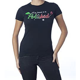 Tis the Season to Be Polished T-Shirt Black