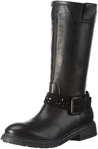 Tosca Blu - Stivali alti con imbottitura leggera Donna, colore Nero (C99), taglia 41 EU