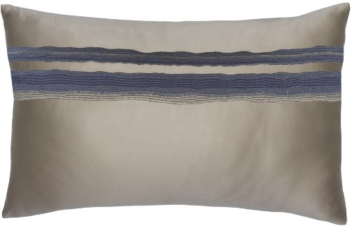 Modern Living Miro Gold Embroidery Pillow, 15 By 23-Inch front-877733