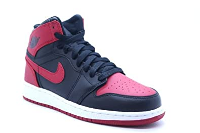 NIKE AIR JORDAN 1 RETRO HIGH OG BIG KIDS BASKETBALL SHOES Style# 575441-315 BIG KIDS by Jordan