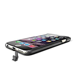 Exilient wireless charging kit for iPhone 6