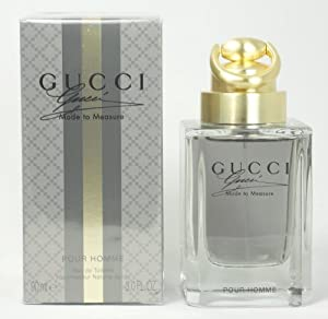 Gucci Made to Measure by Gucci For Men Eau De Toilette Spray 3.0 oz