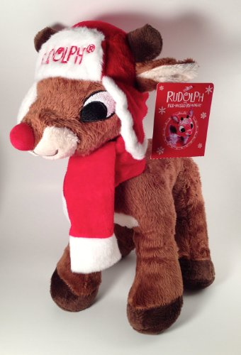 Rudolph the Red-Nosed Reindeer Plush Toys