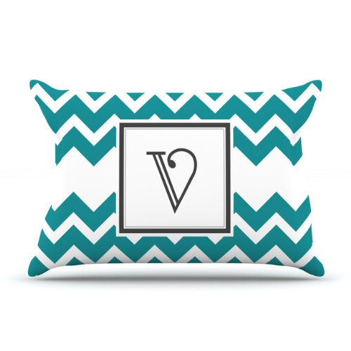 Monogrammed Pillow Cases