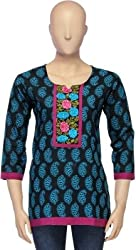 Belle Casual Embroidered Women's Kurti
