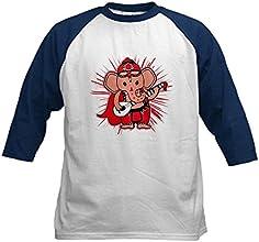 CafePress Baby Ganesha Kids Baseball Jersey