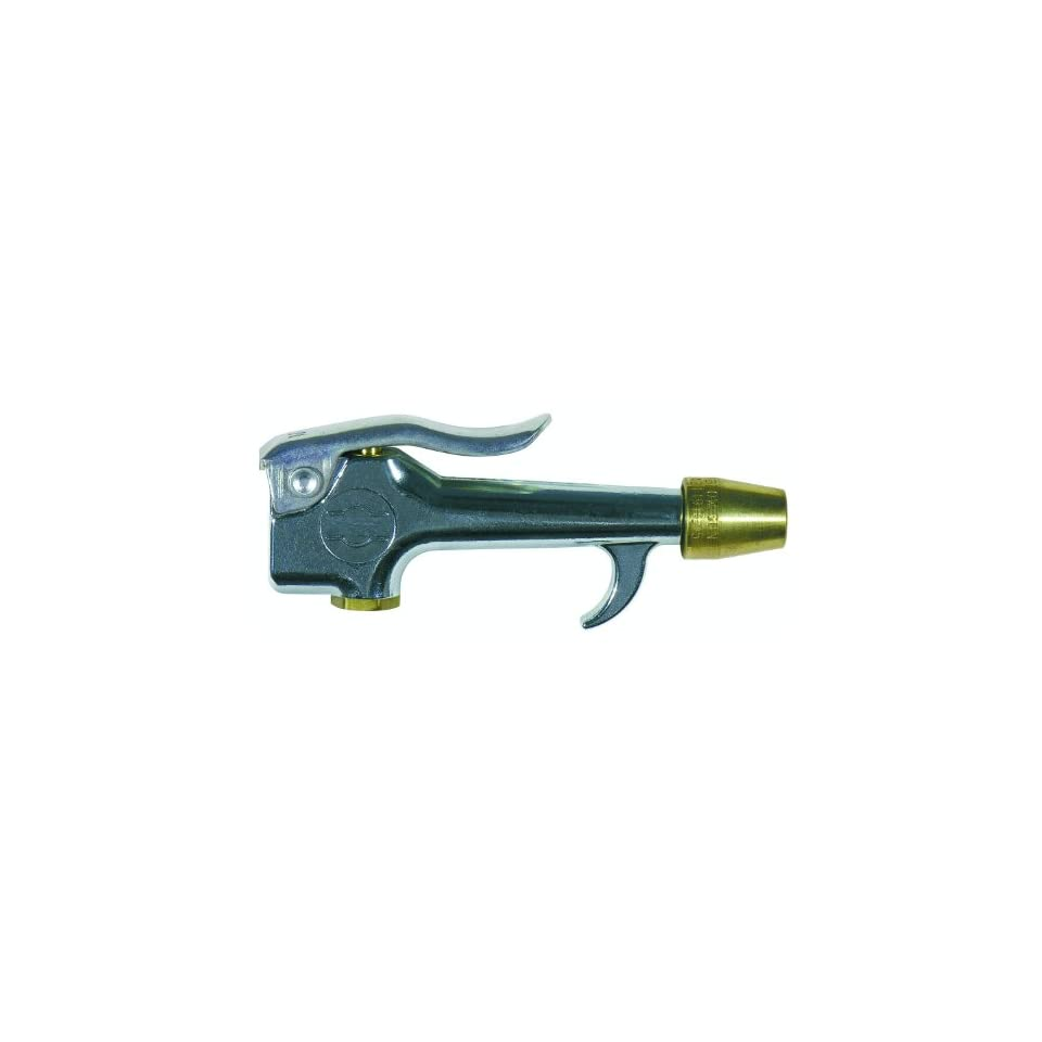 Tru Flate 18 237 1/4 Female NPT Input Lever Type Tamper Proof Safety Blowgun