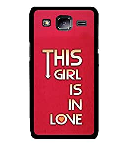 Fuson 2D Printed Quotes Designer back case cover for Samsung Galaxy J3 - D4617