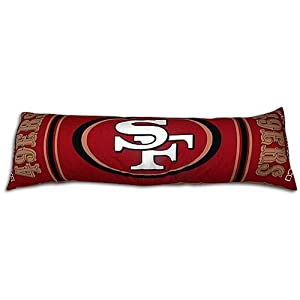 NFL San Francisco 49ers Body Pillow