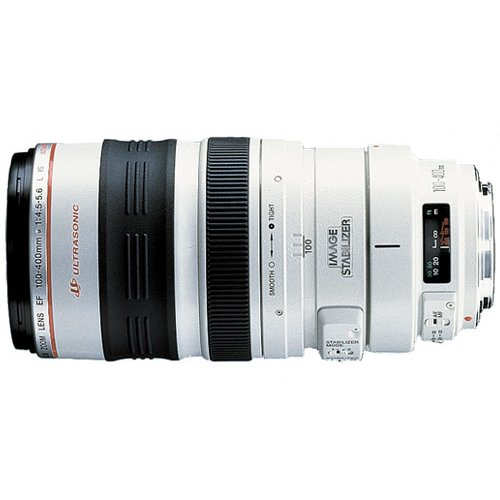 Canon EFレンズ EF100-400mm F4.5-5.6L IS USM レンズ 望遠 [並行輸入品] 保証有