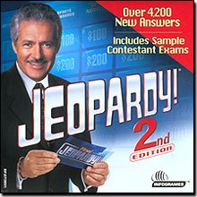 JEOPARDY 2ND EDITION (JEWEL CASE)