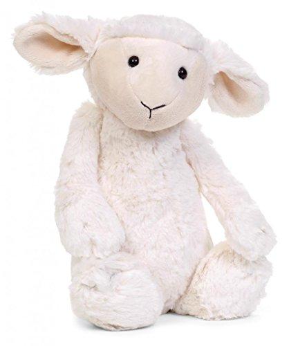 "Jellycat® Bashful Lamb, Medium - 12"" front-162264"
