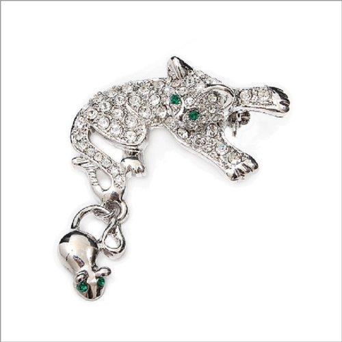 Fashion Trendy Cat Brooch #006572