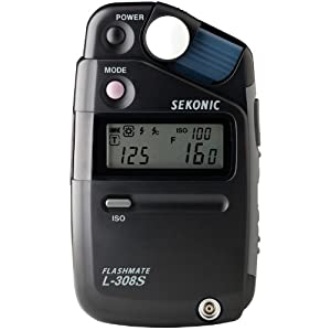 Sekonic L 308s Light Meter