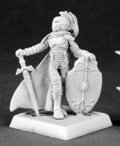 Reaper Miniatures 60025 Pathfinder Series Gray Maiden Miniature by Reaper