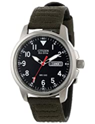 Citizen BM8180 03E Eco Drive Canvas Strap