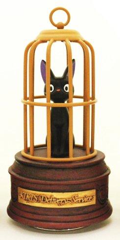 Hit Majo music box [cagojiji gifts: Ghibli Kiki's delivery service ♪ collection Studio Ghibli Interior goods ♪ Ghibli fully!