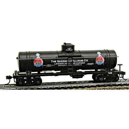 HO RTR 40' 1Dome Tank, Sherwin-Williams