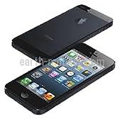 アップル iPhone 5 SIMフリー 16GB (GSMモデル A1429) Apple(ブラック&ストレート)