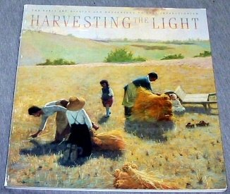 Image for Harvesting the light: The Paris art mission and beginnings of Utah impressionism
