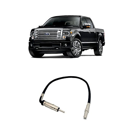 Ford F-150 Truck 2007-2014 Factory Stereo to Aftermarket Radio Antenna Adapter (Antenna Adapter Ford compare prices)