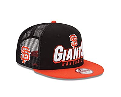 MLB San Francisco Giants Trucker Charge 950 Cap