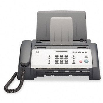 FAX HP FAX 640 FAX/COPIER BLACK