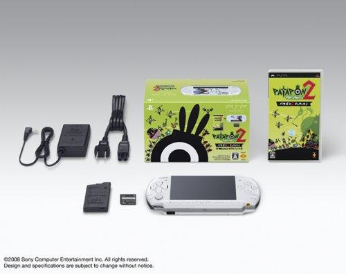 PSP「プレイステーション・ポータブル」 パタポン2 ドンチャカ ♪ Winterギフトパック