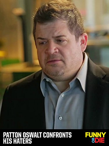 Patton Oswalt Confronts His Haters