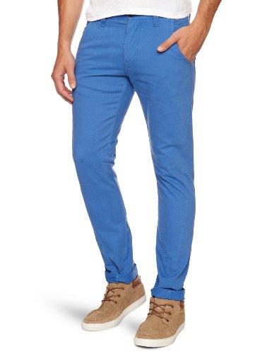 Bellfield MTRS-11178CO Slim Men's Trousers Cornflower W36 INxL32 IN