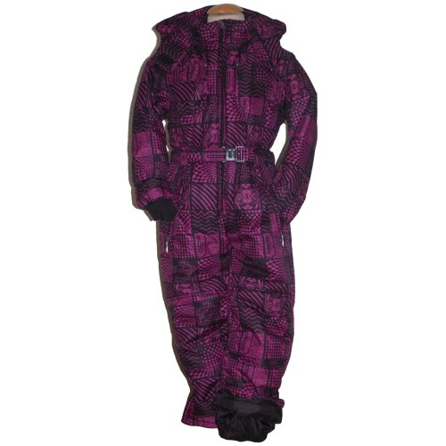 Outburst - Girls Winter overall pink