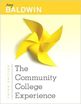 Community College Experience, The Plus NEW MyStudentSuccessLab Update -- Access Card Package (3rd Edition) book