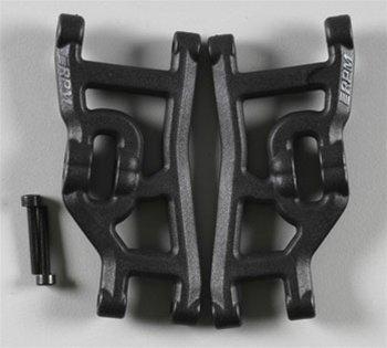 RPM 80492 Front A-Arms Nitro: Rustler, Stampede, Sport Black