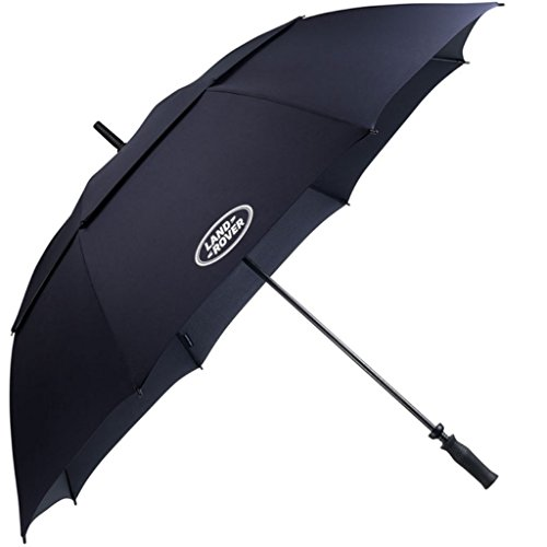 genuine-navy-land-rover-golf-umbrella-brand-new