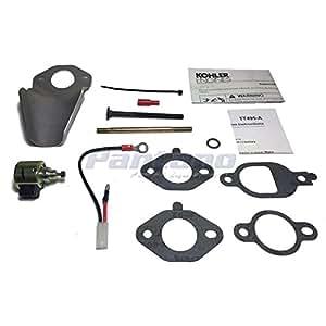 Kohler Oem Engine Repair Kit Solenoid Fuel