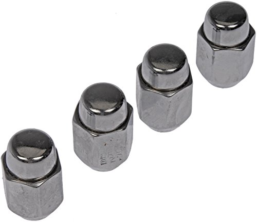 Dorman 711-401 Wheel Nuts, Pack of 4 (1995 Nissan Pickup Wheels compare prices)