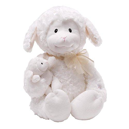 Gund Nursery Time Lamb Animated Stuffed Animal